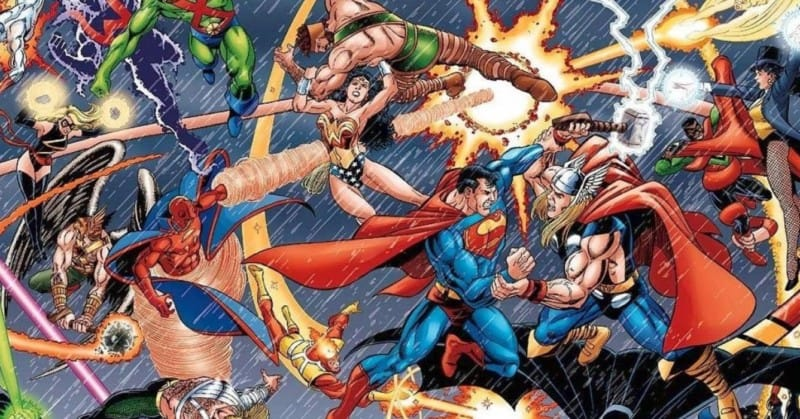 Why Crossovers Work: A Look at the Insanity - ComicsVerse