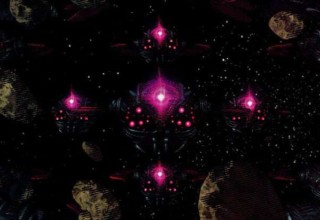 Ultimate Galactus Trilogy written by Warren Ellis