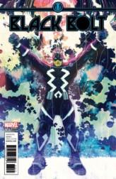 Marvel's Black Bolt #1 cover variant