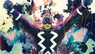 Marvel's Black Bolt #1 cover variant