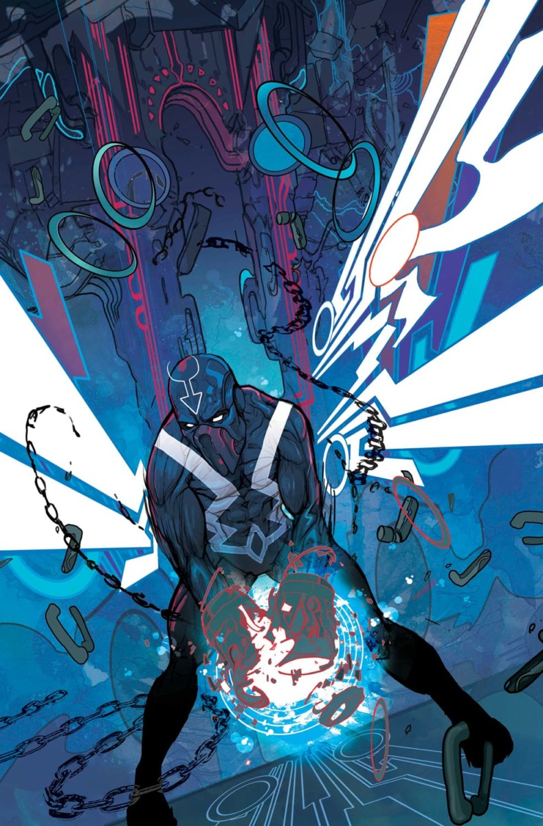 Marvel's Black Bolt #1