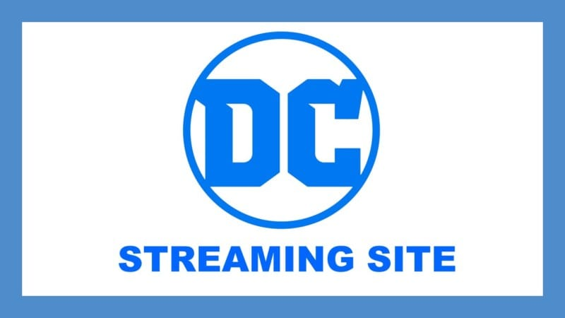 DC Streaming Site