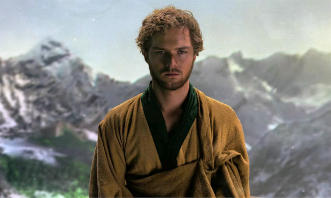 Finn Jones Iron Fist