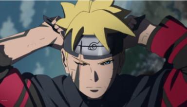 F - Boruto- Naruto Next Generations - Boruto