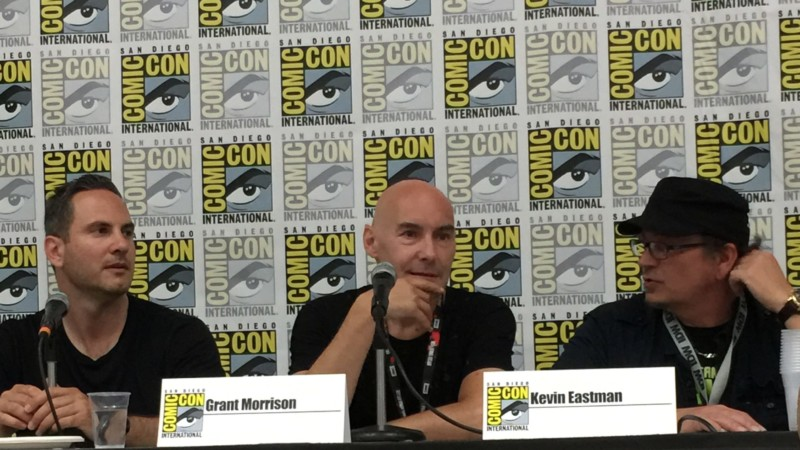 Heavy Metal Magazine Panel at SDCC 2016