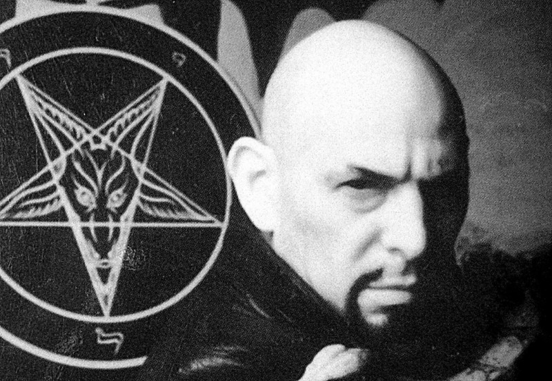 Anton LaVey, the founder of modern Satanism