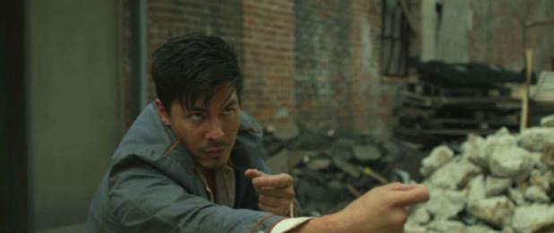 Lewis Tan Iron Fist