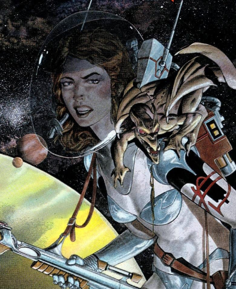 Kitty Pryde on the cover of NEW MUTANTS #63.