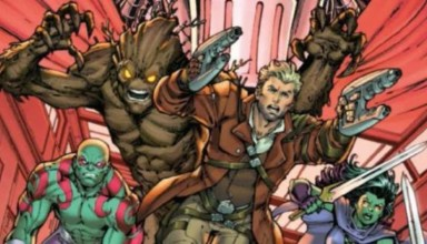 GUARDIANS OF THE GALAXY - DREAM ON #1