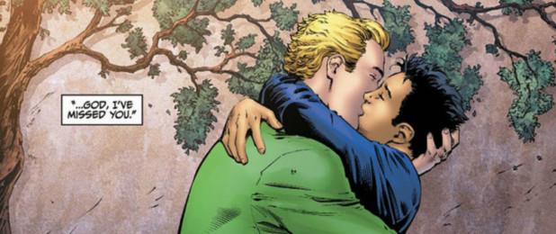 Green Lantern: Earth Two