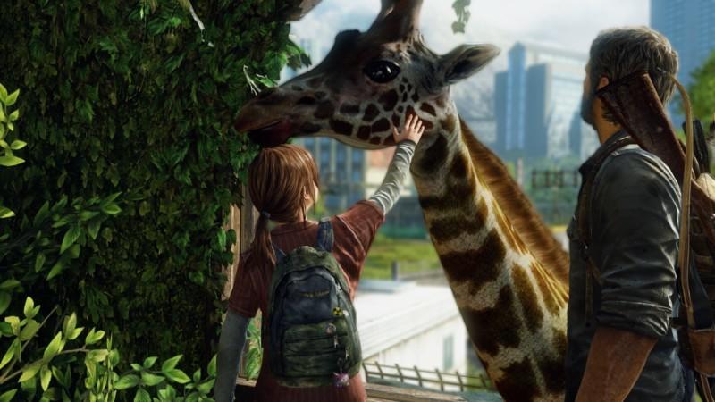 TLOU giraffe symbolism