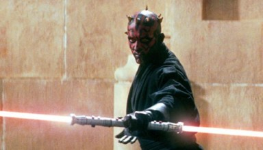 Darth Maul in STAR WARS: THE PHANTOM MENACE