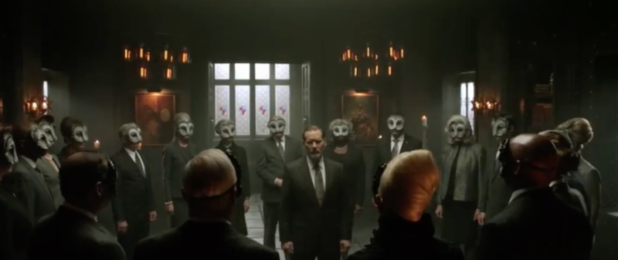 The Court of Owls in Preview