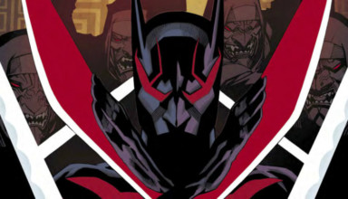 Batman Beyond #8 Feat
