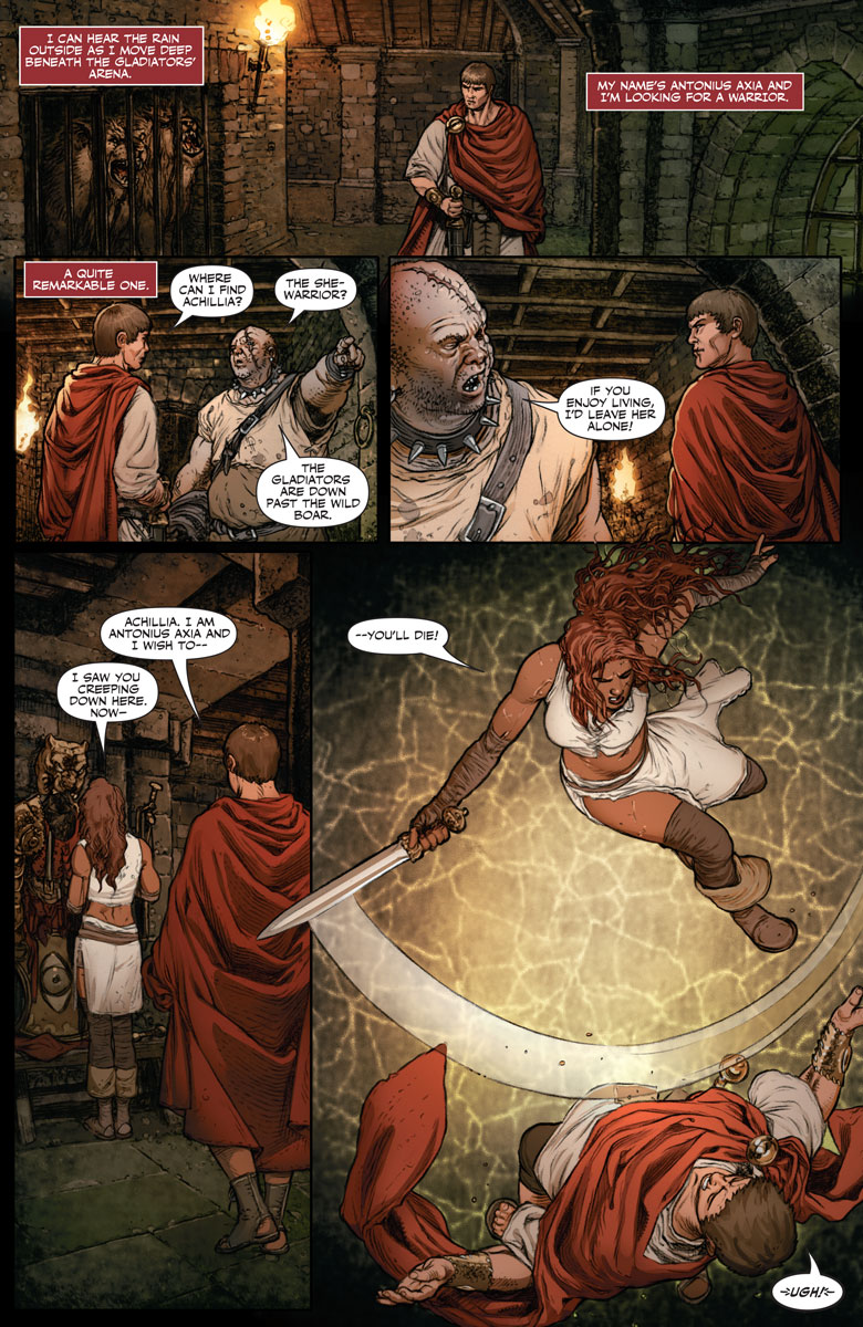 BRITANNIA: WE WHO ARE ABOUT TO DIE #2