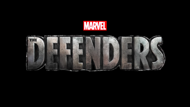 Logo from THE DEFENDERS trailer.