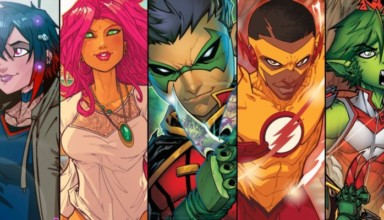 TEEN TITANS SOCIAL ISSUES