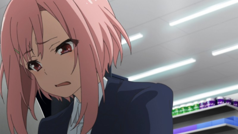 Screenshot, SAKURA QUEST, Episode 1