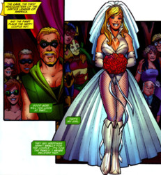 GREEN ARROW AND BLACK CANARY WEDDING SPECIAL