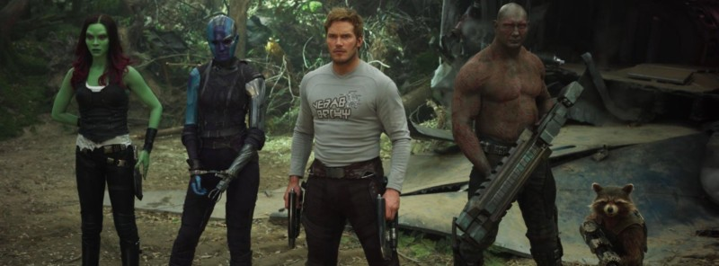 GUARDIANS OF THE GALAXY VOL. 2 The Guardians of the Galaxy meet Ego the Living Planet.