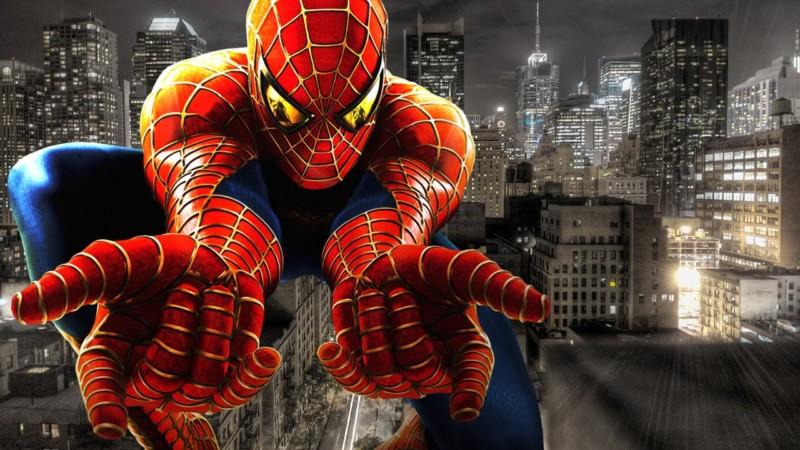 Live-Action Peter Parker's