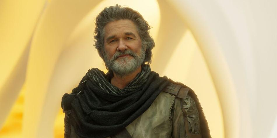 GUARDIANS OF THE GALAXY VOL. 2 Kurt Russell as Ego the Living Planet
