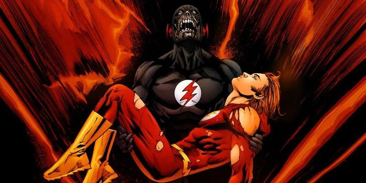 The Flash, The Black Flash