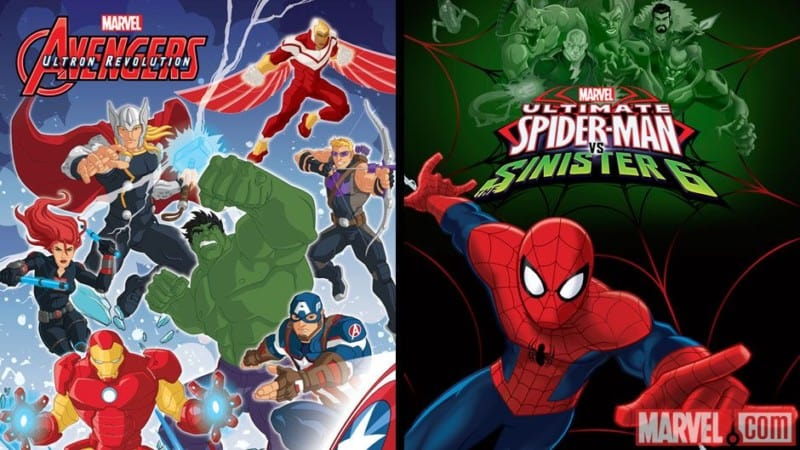 The New Marvel Animated Universe