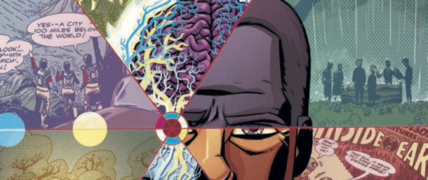 Cave Carson Feat