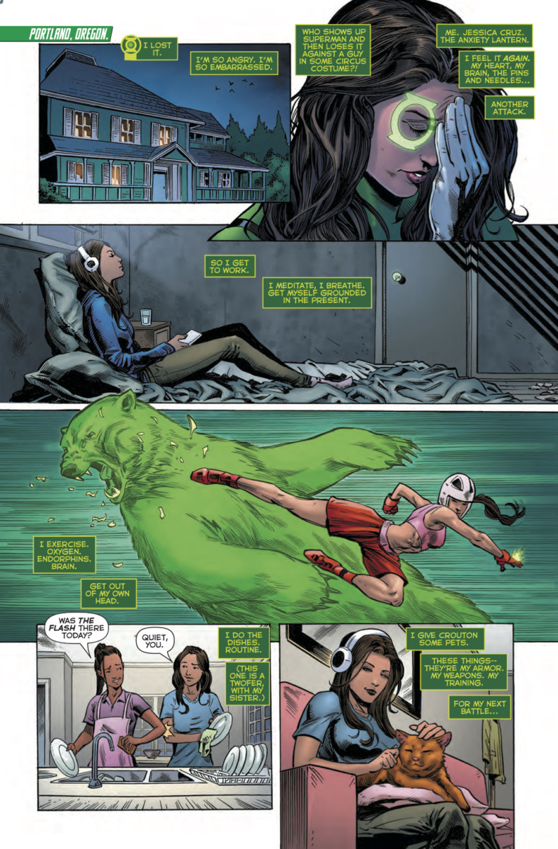 Green Lanterns #15