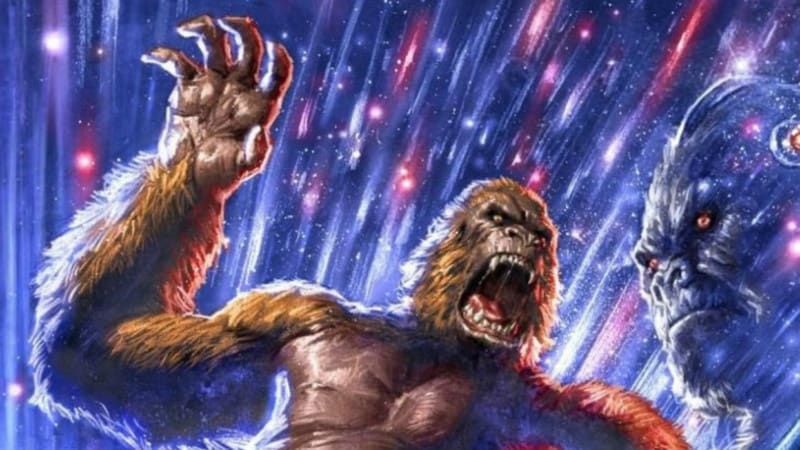 Forgotten Apes - Cry For Justice #1 Cover