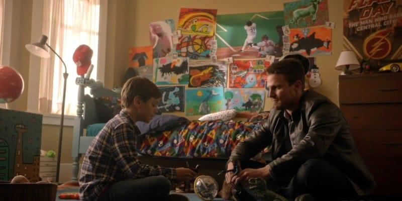 Oliver and William