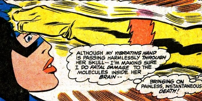 Reverse Flash Kills Iris
