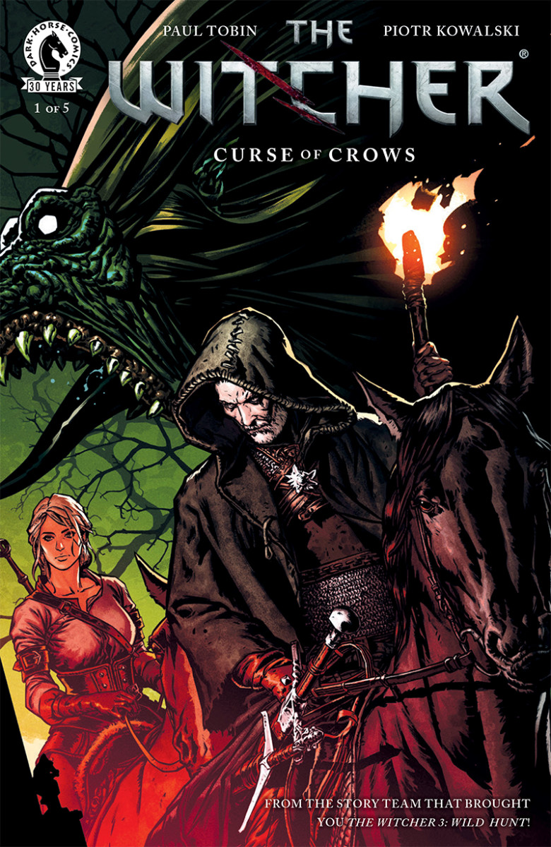 THE WITCHER vol . 3: CURSE OF CROWS TPB