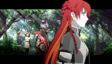 Screenshot, RE:CREATORS, Opening