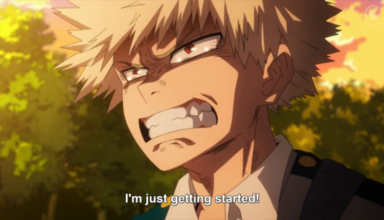 katsuki bakugo crying