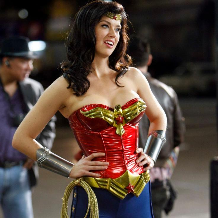Adrianne Palicki in the 2011 WONDER WOMAN pilot