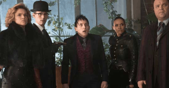GOTHAM Season 3 supporting characters