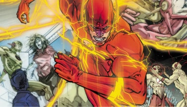 THE FLASH #25