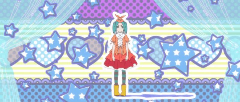 Screenshot, TSUKIMONOGATARI, Episode 1 - Crunchyroll