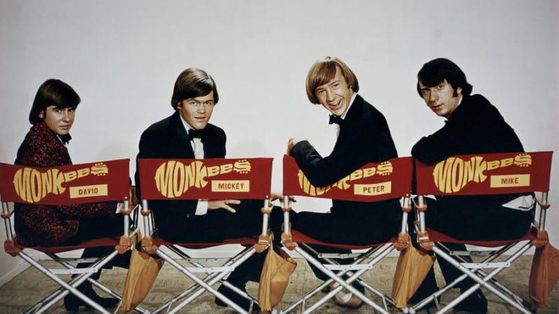 Monkees circa 1970