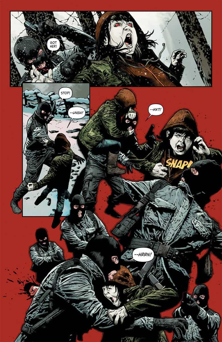 BLOODSHOT SALVATION #1