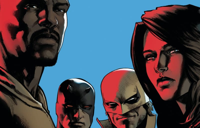 THE DEFENDERS #2