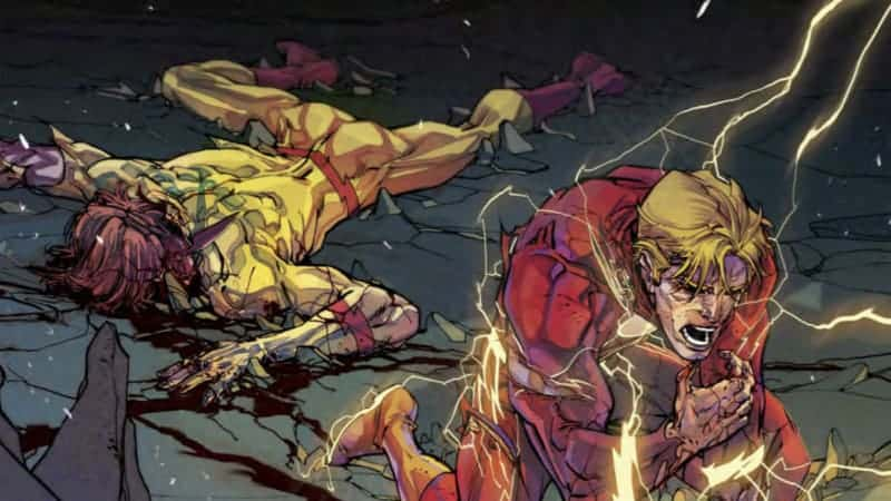 THE FLASH #27
