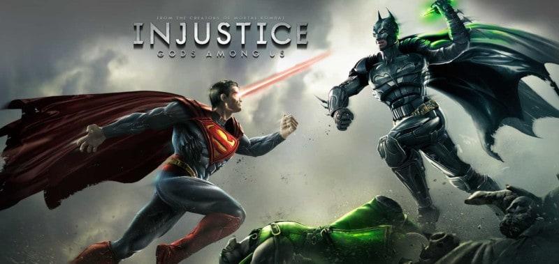 Injustice ELSEWORLDS