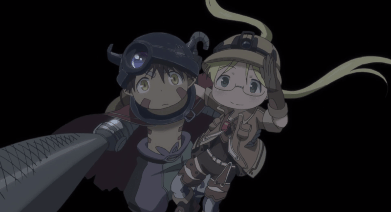 MADE IN ABYSS image from Amazon.
