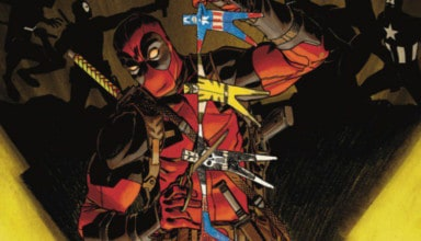 Deadpool Kills the Marvel Universe again #1
