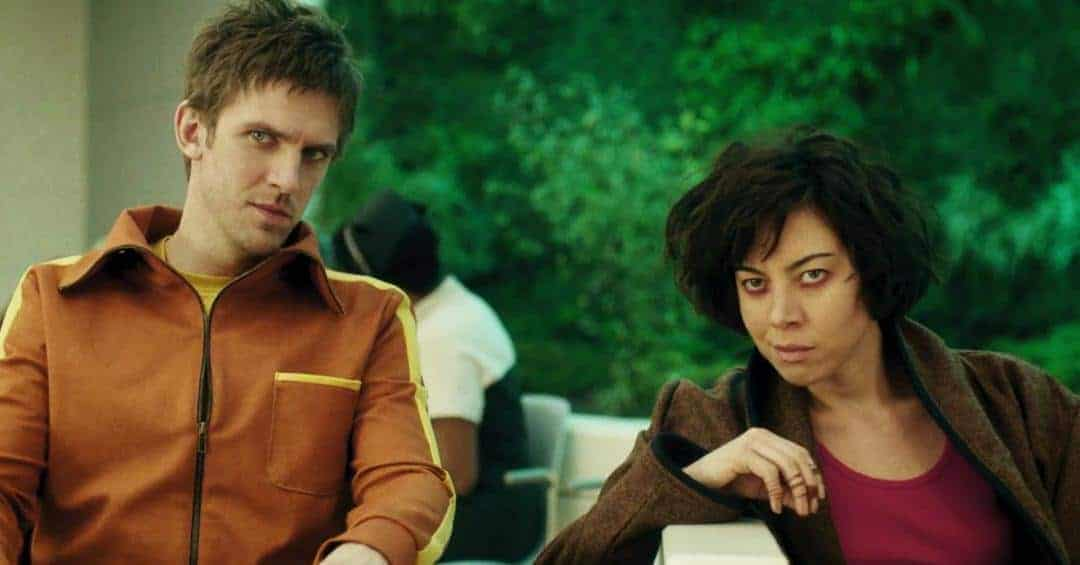 David Haller (right) and Lenny Busker (left)of LEGION TV guide