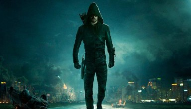 Green Arrow promo photo ARROW Season 5