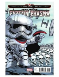 PHASMA #1 By Kelly Thompson